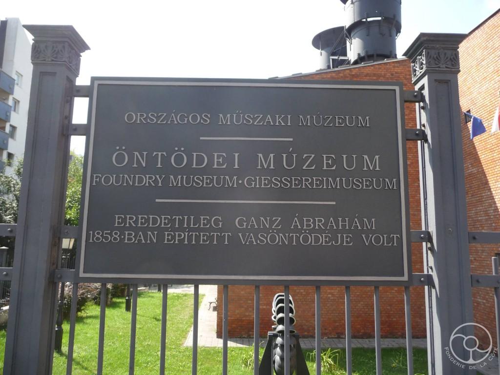 Budapest foundry museum 1