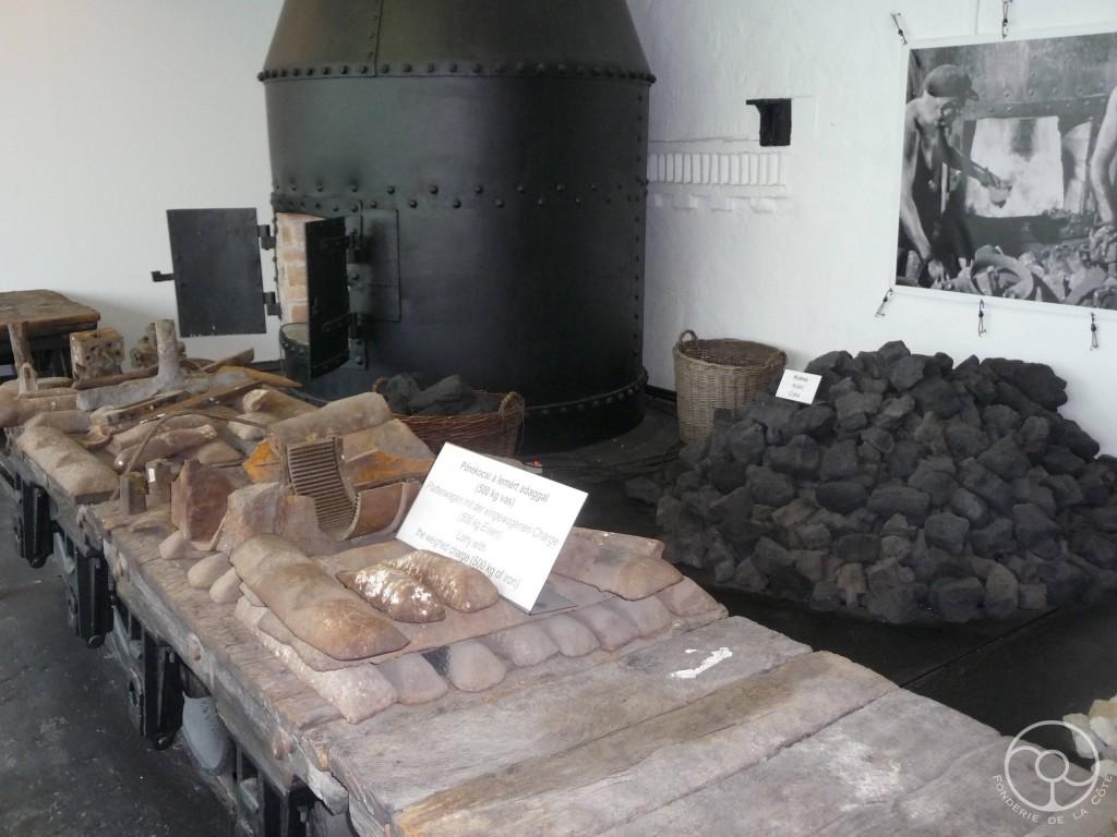 Budapest foundry museum 2