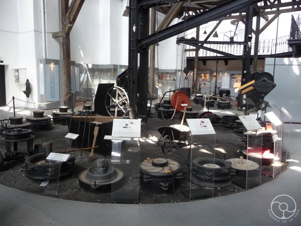 Budapest foundry museum 4