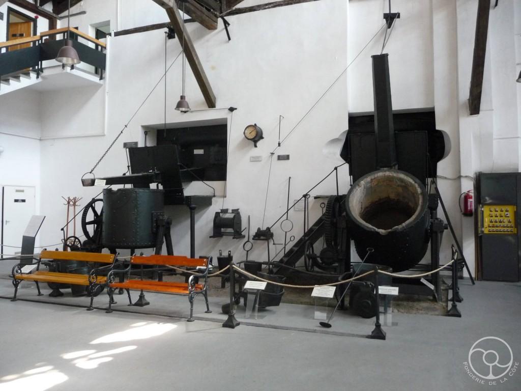 Budapest foundry museum 3