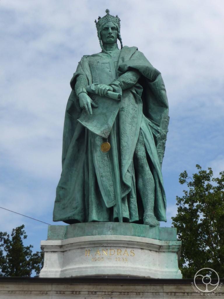 Budapest place des heros 4