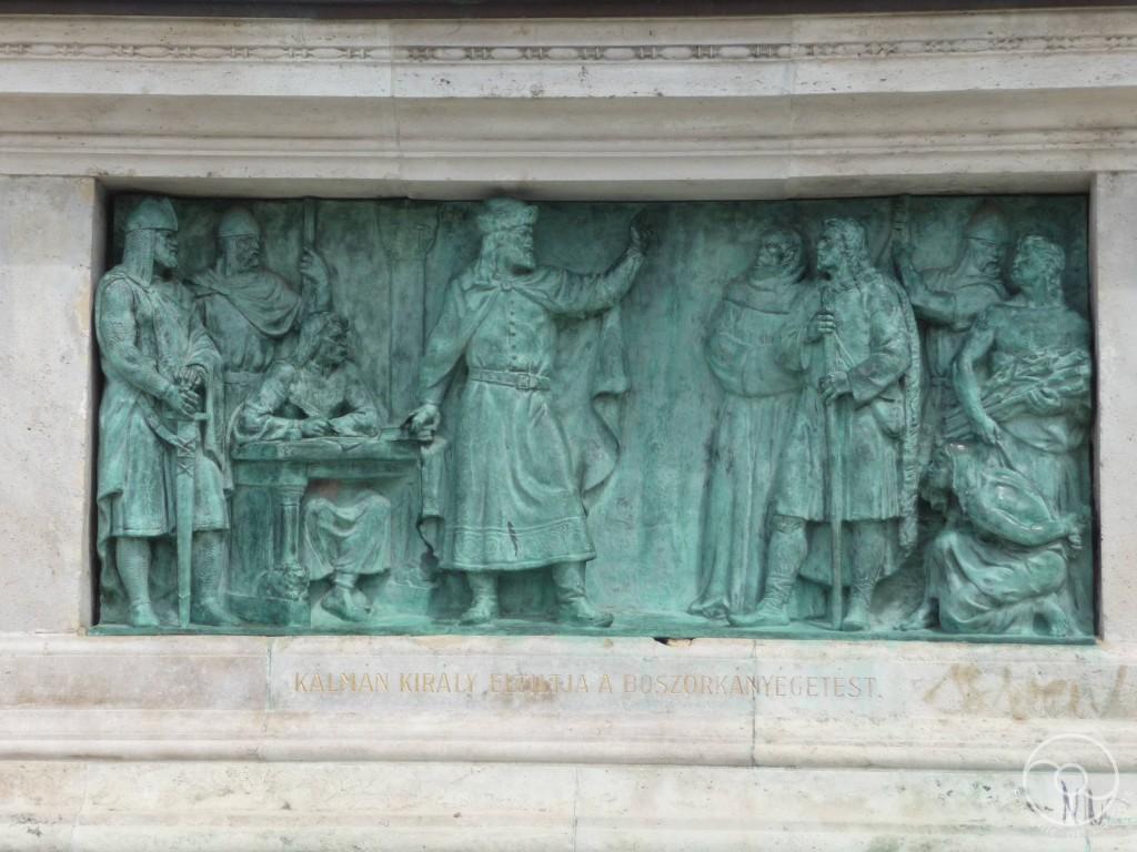 Budapest place des heros 5