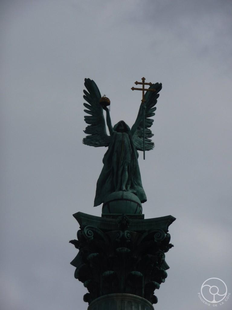 Budapest place des heros 6